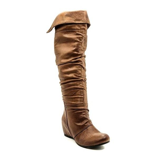Baretraps Valry Women's Boots Mushroom