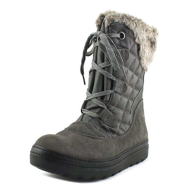 Baretraps Lara Women Dark Grey Snow Boots