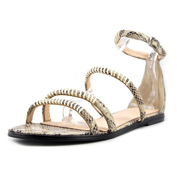 Hardy Easton Women Natural snake/Natural Pat Sandals