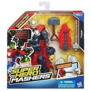 """Marvel Super Hero Mashers 6"""" Action Figure: Thor"""