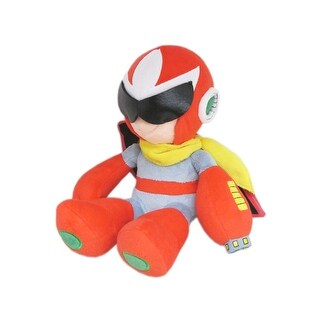 "Proto Man 7"" Stuffed Figure"