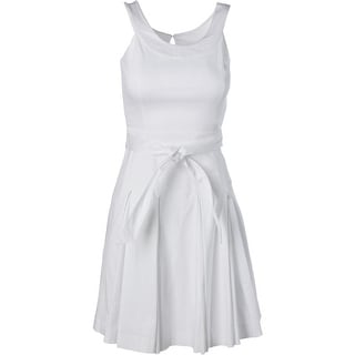 Calvin Klein Womens Petites Pintuck Sleeveless Cocktail Dress - 12P