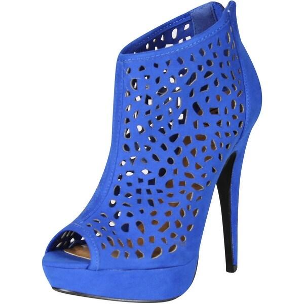 Delicious Womens Edel Sandals Pumps Shoes