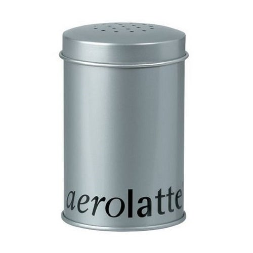 Aerolatte 007 Chocolate Shaker/Dredger Sprinkler, 10 Oz