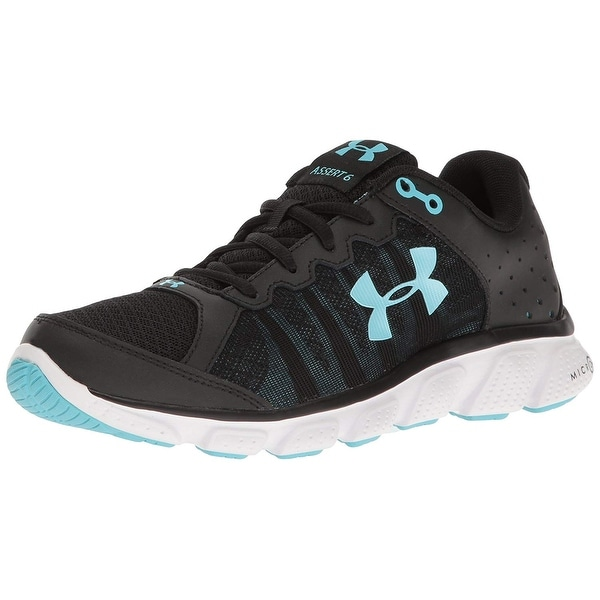 Under Armour Womens Under Armour Micro G assert 6 Low Top Lace Up Running  Sne. 3b587c9e9