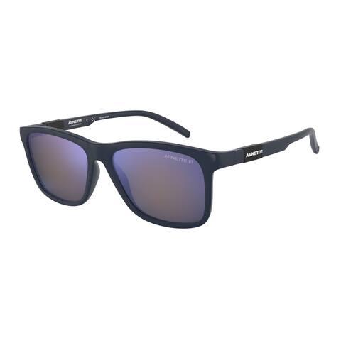 Arnette AN4276 258722 56 Matte Blue Man Pillow Sunglasses