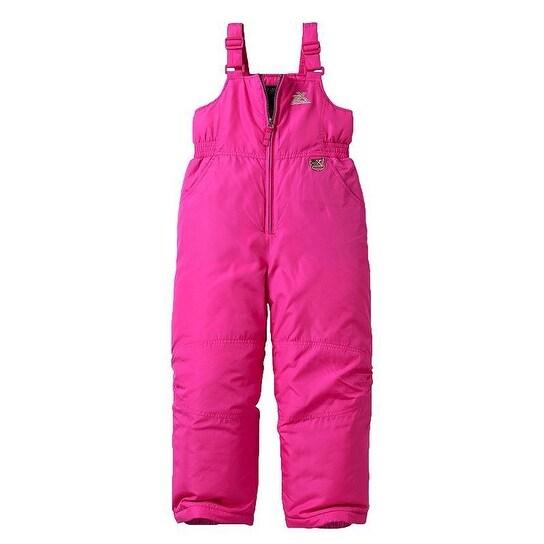 c8d822bd6 Shop ZeroXposur Little Girls  Lacey Snowbib L27102 - Free Shipping ...