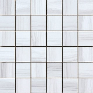 "Emser Tile F02CHRO-1212MO  Chronicle - 2"" x 2"" Square Mosaic Floor and Wall Tile - Unpolished Stone Visual"