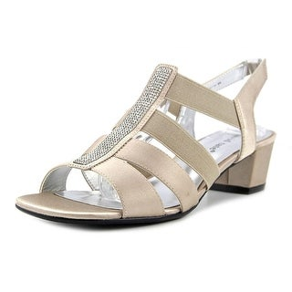 David Tate Eve Women Champagne Sandals
