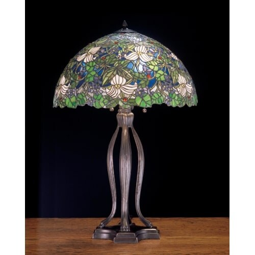 Meyda tiffany 52172 stained glass tiffany table lamp from the meyda tiffany 52172 stained glass tiffany table lamp from the trillium amp violet collection aloadofball Gallery
