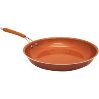 Starfrit 030083-006-0001 11 in. Eco Copper Fry Pan