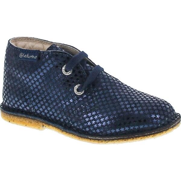 Naturino Boys 4528 Lace Up Casual Chukka Boots