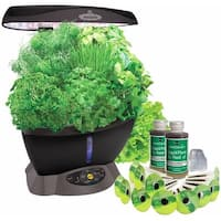 Miracle-Gro 901016-1200 Hydroponic Grow System