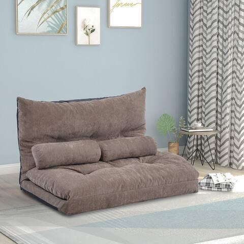 Moda Sofa Bed Adjustable Folding Futon