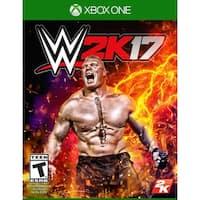 WWE 2K17 - Xbox One (Refurbished)