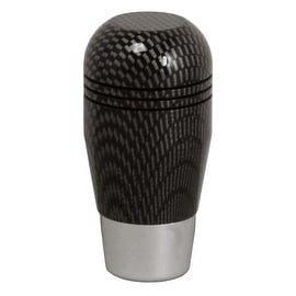 Pilot Automotive Carbon Fiber Look Manual Transmission Shift Knob