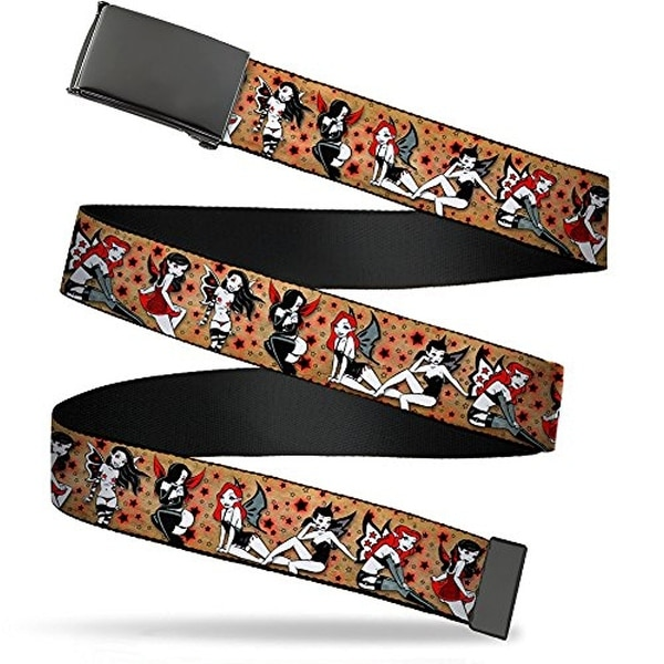 Buckle-Down Web Belt - TJ-Twisted Fairies