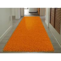 Buy Orange Solid Area Rugs Online At Overstock Our Best Rugs Deals