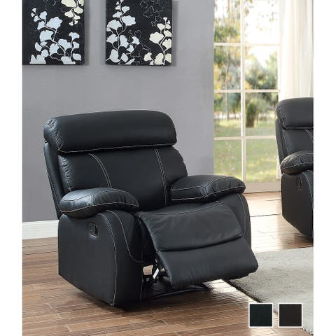 Stratus Leather Reclining Chair