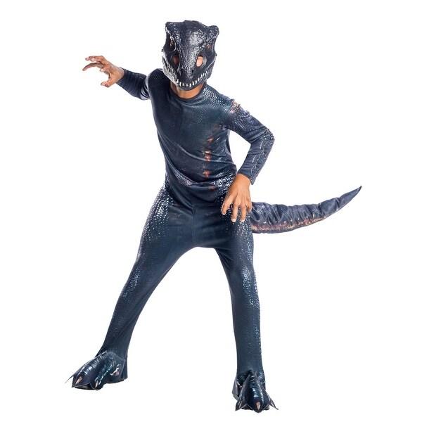 Kids Jurassic World Indoraptor Dinosaur Costume  sc 1 st  Overstock.ca & Shop Kids Jurassic World Indoraptor Dinosaur Costume - Ships To ...
