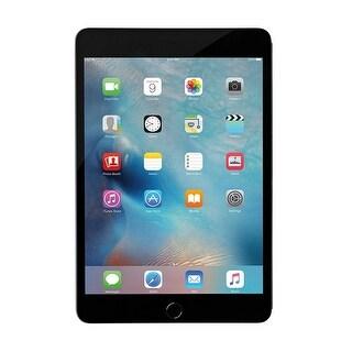"Apple iPad Mini 4 MK9G2LL/A 64GB Apple A8 X2 1.1GHz 7.9"", Space Gray (Certified Refurbished)"