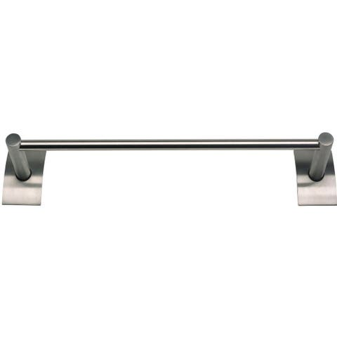 "Atlas Homewares PHTB12 12"" Center to Center Towel Bar - Stainless Steel"