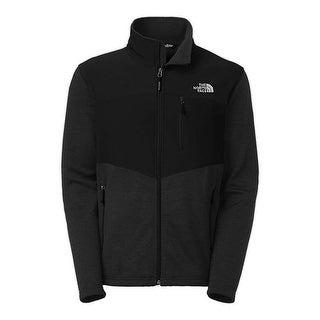 The North Face NEW Black Mens Size Large L Full-zip Colorblock Jacket