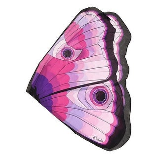 Pink Butterfly Child Costume Wings