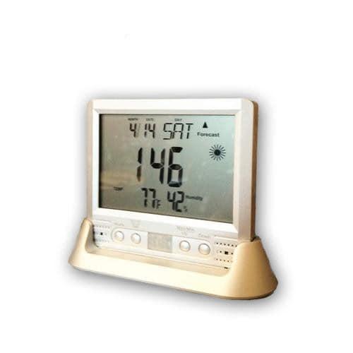 Lawmate Pv-Tm10 720P Hd Thermometer Clock Camera & Bonus 8Gb Sd Card