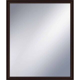 PTM Images 5-1261 22-1/2 Inch x 18-1/2 Inch Rectangular Framed Mirror - N/A