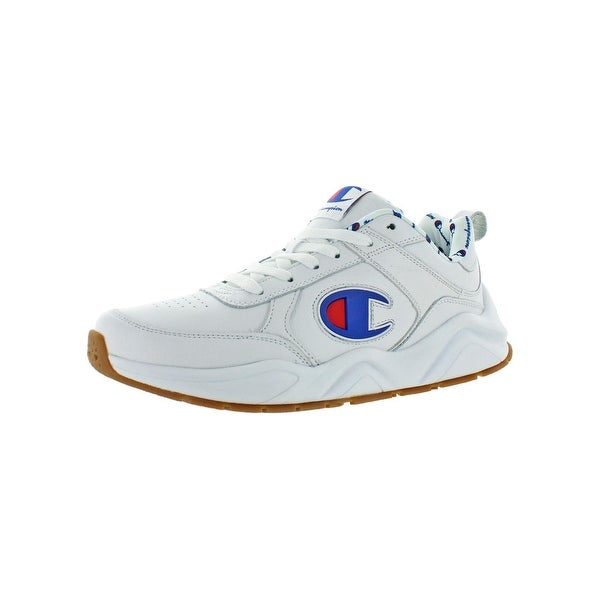 b2905df8f6d Shop Champion Mens 93Eighteen Big C Fashion Sneakers Casual Low-Top - Free  Shipping Today - Overstock - 27945784