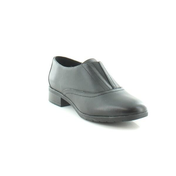 Easy Spirit Neota Women's Flats & Oxfords Black