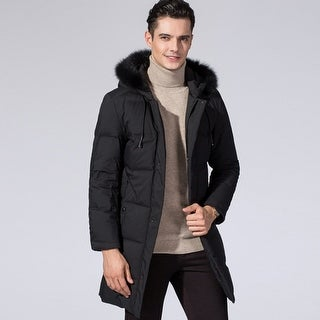 Link to Men's Hooded Warm Coat Winter Parka Jacket Similar Items in Women's Outerwear
