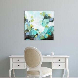 Easy Art Prints Mary Strubbe's 'Freshwater' Premium Canvas Art
