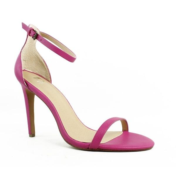882ef4901e2 Shop Joe's Womens Pink Ankle Strap Heels Size 8.5 New - On Sale ...