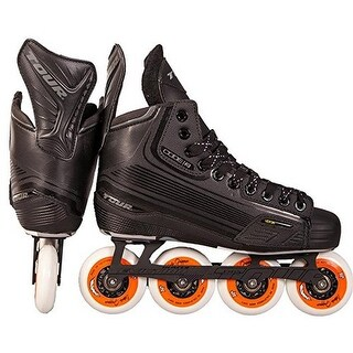 Tour Hockey Mens CODE 3 Sr Inline Hockey Skate, Black, 7