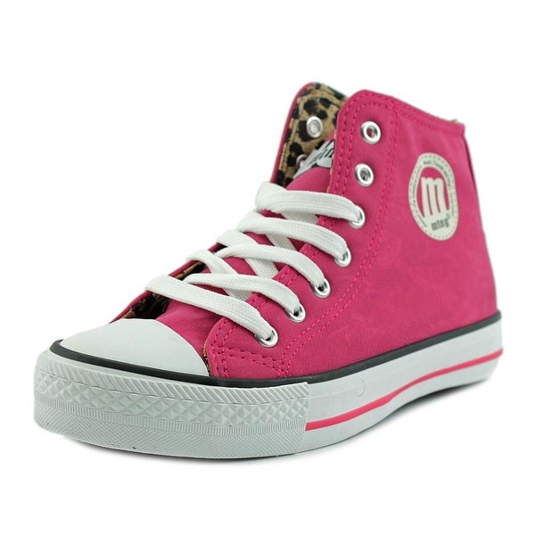 MTNG 13992 Women Synthetic Pink Fashion Sneakers