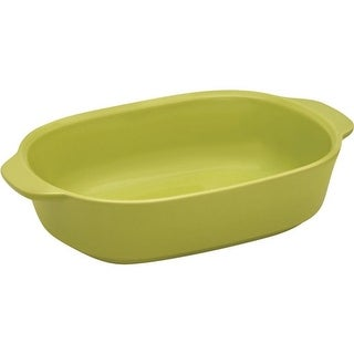 Corningware 1114113 Oblong Baking Dish, 1.5 Quart, Sprout