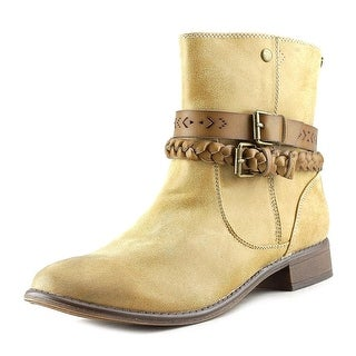 Roxy Skye   Round Toe Synthetic  Ankle Boot