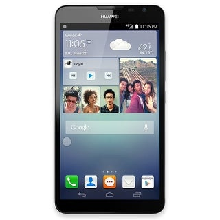 HUAWEI Ascend Mate 2 MT2-L03 16GB Unlocked GSM 4G LTE Android Phone - Black (Certified Refurbished)