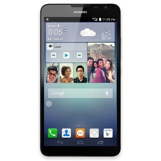 HUAWEI Ascend Mate 2 MT2-L03 16GB Unlocked GSM 4G LTE Android Phone - Black