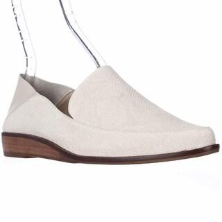 Kelsi Dagger Aadams Slip On Loafer Flats - Ivory