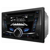 Power Acoustik Double Din AM/FM/CD/USB/BT