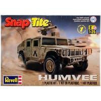 SnapTite Plastic Model Kit-Humvee 1:25