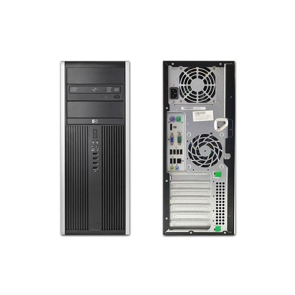 Shop HP Compaq 8100 Elite CMT Refurbished PC - Intel Core i7