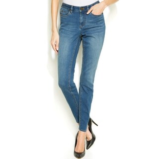 Two By Vince Camuto NEW Blue Women's Size 25X31 Slim Skinny Jeans