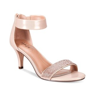 Style & Co. Womens Phillys Open Toe Special Occasion Slingback Sandals
