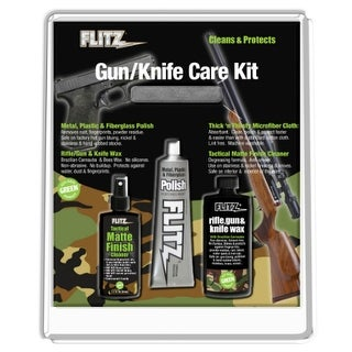Flitz Knife & Gun Care Kit FLITZ KNIFE & GUN CARE KIT