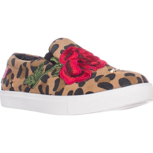 7699bb7a89e Shop Steve Madden Even Slip-on Fashion Sneakers, Leopard Multi ...