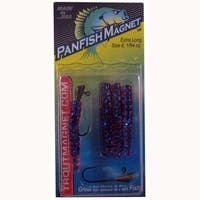 Leland Panfish Magnet 1/64Oz 9Ct Purple Redemption